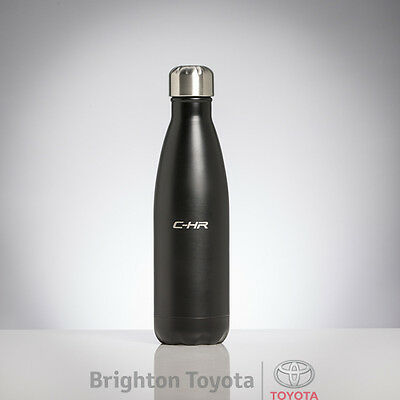 New Official Toyota Merchandise CHR Thermal Drink Bottle  Part TMCHR007