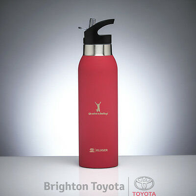 New Official Toyota Merchandise Thermo Drink Bottle KLUGER  Part TMKLUG002