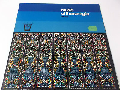 39859 - Music Of The Seraglio (Turkey) - 1975 Arion Vinyl Lp Made In Germany