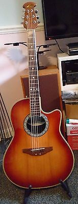 Ovation Celebrity CS 157 Electro-Acoustic Guitar