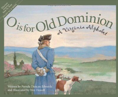 O Is for Old Dominion (Discover America State by State),HB,Pamela Duncan Edward