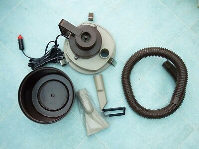 Heavy Duty Vintage Ultra Canister Vacuum Cleaner 12v For Collectors