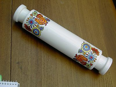 Vintage Retro 60s 70s Lord Nelson Gaytime Rolling Pin In V.G.C. Free UK Postage