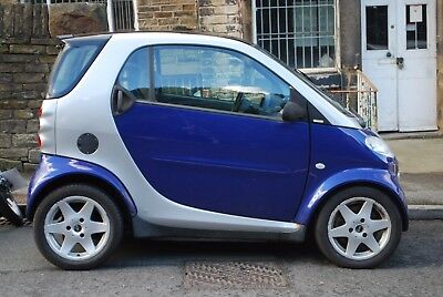 smart car new engine last year and 3,400 miles done since