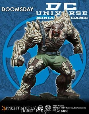 Knight Models DC Universe Figure Doomsday Pack MINT