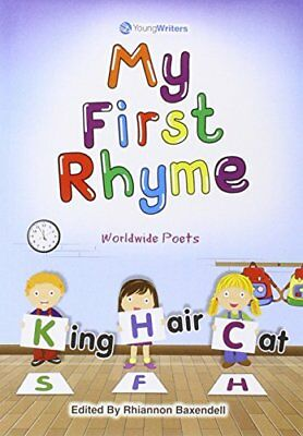 My First Rhyme - Worldwide Poets,PB- NEW