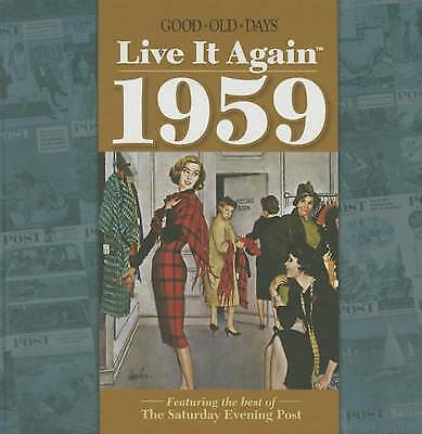Live It Again 1959,HB,Annie's - NEW
