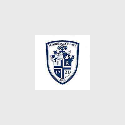 Featherstone Rovers Crest Fridge Magnet