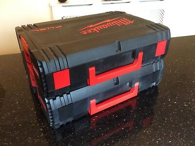 Milwaukee cordless tool cases