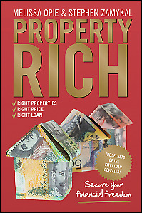Property Rich: Secure Your Financial Freedom,PB,Melissa Opie - NEW