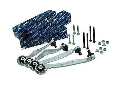 Meyle 4x Control Arm Compatible with A4 A6 ALLROAD SEAT EXEO SKODA SUPERB