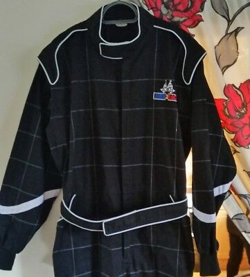 "REALLY COOL ""BORN TO RACE""  Racing Suit Size XXL"