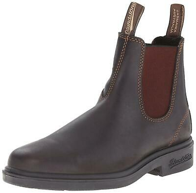 New Blundstone 062 Mens Brown Leather Chisel Boots Shoes UK 7-12