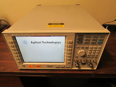 B  Agilent 8960 Series 10 Wireless Communications Test Set E5515C