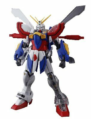 Gundam GF13-017NJII God Extra Clear Body MG 1/100 (Japan Import)
