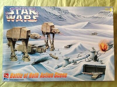 Stars Wars: Battle Of Hoth Action.