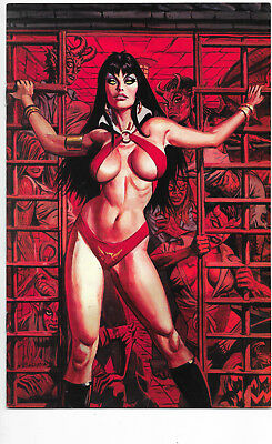Vampirella Quarterly Halloween 2008 Limited To 500 Virgin Variant Cover C NM