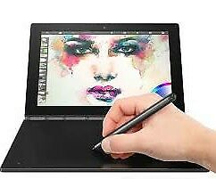 Lenovo Yoga Book Android 2 in 1 Tablet Netbook Notebook Grau Neu LTE 64GB Umts