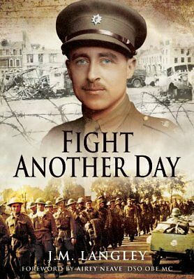 Fight Another Day,HB,J M Langley - NEW