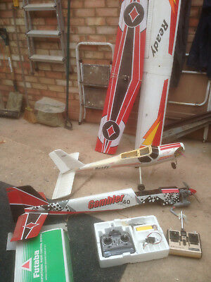 Radio Controlled  Model Aircraft