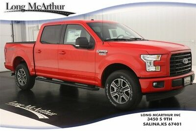2017 Ford F-150 XLT 4WD SUPER CREW MSRP $53944 REMOTE START REAR VIEW CAMERA WITH DYNAMIC HITCH ASSIST XLT CHROME APPEARANCE