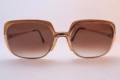 Vintage Christian Dior monsieur sunglasses Austria Mod. 2052 53-17 130 men's M