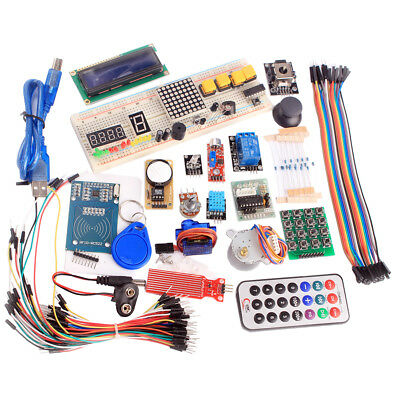 PCB +electronic components Colormix Internet of Things Learning Kit for Arduino