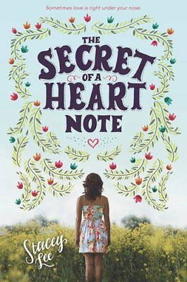 The Secret of a Heart Note,HC,Stacey Lee - NEW