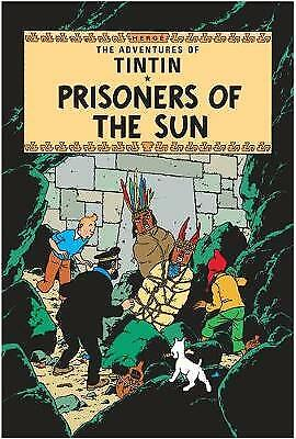 Prisoners of the Sun (The Adventures of Tintin),HC,Herge - NEW
