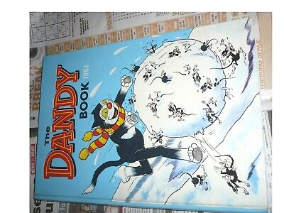 DANDY Book 1967, Annual edition of the Comic from a Vintage age