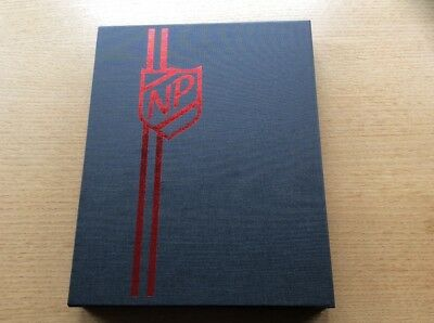 Neil Peart (RUSH) Signed Far and Wide limited edition Hardcover