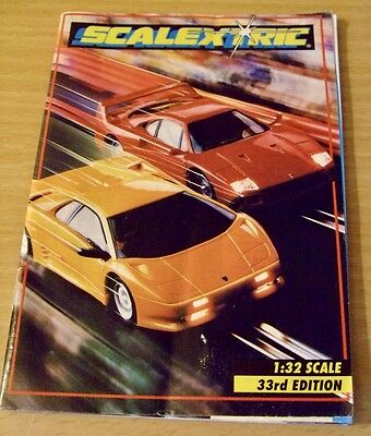 Scalextric 33Rd Edition 1:32