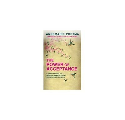 The Power Of Acceptance,PB,Annemarie Postma - NEW