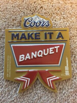 Beer Signs Coors Banquet Beer Christmas Ornaments-