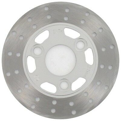 Brake Discs Front 6 3/32x1 19/32x0 1/8in Rex RS 460 Moped Scooter 4-T 50 cc