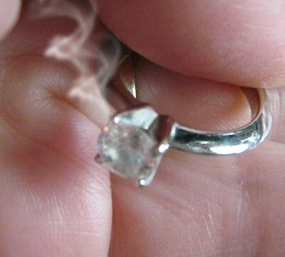 Paranormal Vintage Ring Rare Priestess Djinn Spirit Magick Wealth Psychic Energy