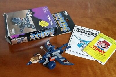 Zoïds Cosmozoid OER Tomy complet