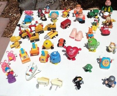 Vintage TOMY and others HUGE Wind Up Toy Lot