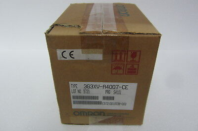 Omron 3G3Xv-A4007-Ce Inverter Trifase 0,75Kw