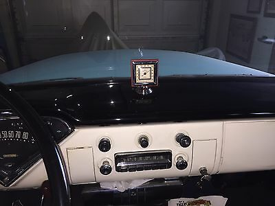Antique Nice 1940S- 1950S Accessory Tel-Tru Thermometer Chevy Ford Mopar Hotrod