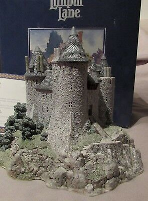 LILLIPUT LANE Castles of Britain - Castell Coch, with deeds and box