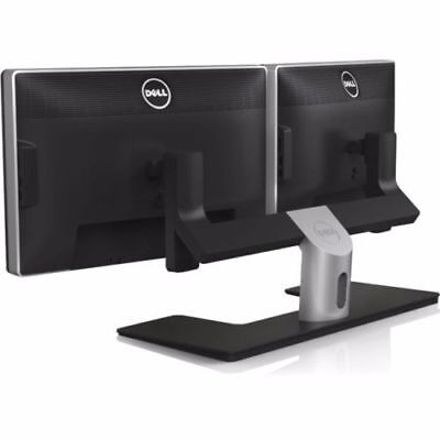 NEW Dell MDS14 Dual Monitor Stand HXDW0 P1YY3 5TPP7 MDS14A