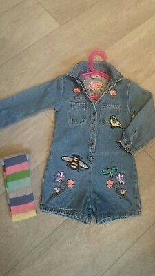 girl NEXT outfit 3-4 years LOOK AT PHOTOS<3 jumpsuit romper playsuit