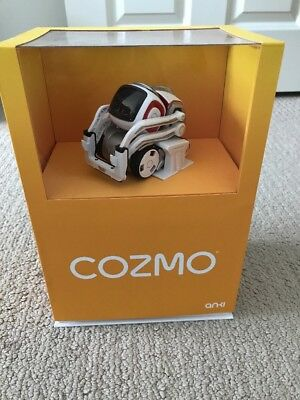 COZMO By Anki Robot Cosmo Interactive - Perfect condition
