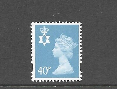 N. IRELAND 2000 40p DEEP AZURE (2 BANDS) NI84 SUPERB UNMOUNTED MINT +POST FREE+