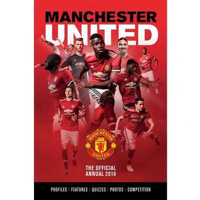 Manchester United F.C. Annual 2018 Official Merchandise