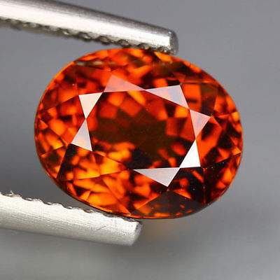 3.11 Cts_Marvelous Top Gemstone_100 % Natural Golden Honey Grossular Mali Garnet