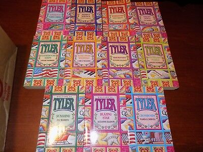 Lot of 11 Welcome to Tyler books PB Romance A-L missing I