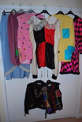 Pantomime costumes: Job lot of character/fun chlothes