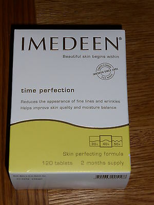 IMEDEEN TIME PERFECTION 120 NEW expire 08/2019....,.